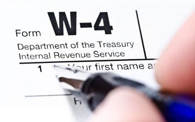Automate Your Restaurant's Federal and State W-4 Forms