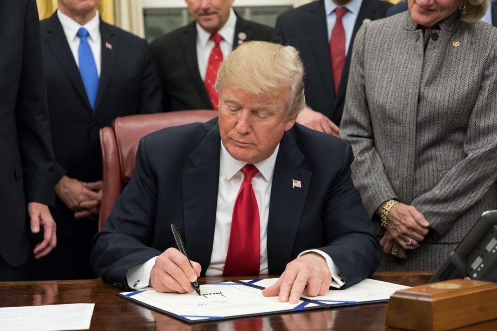 Trump Signing Tax Extenders Bill WOTC
