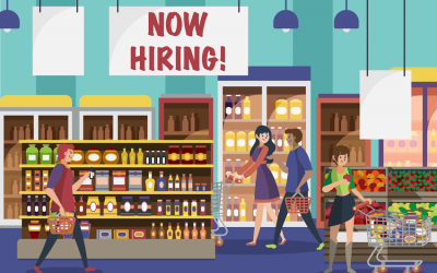 How Grocers Can Hire Quickly and Hire Safely