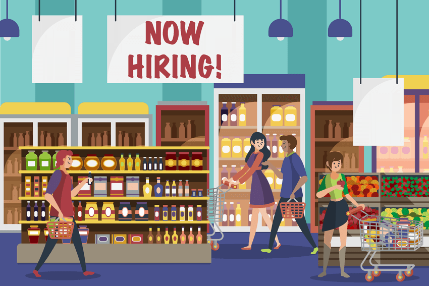 How Grocers Can Hire Quickly and Safely