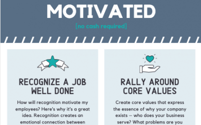5 Ways to Keep Your Staff Motivated