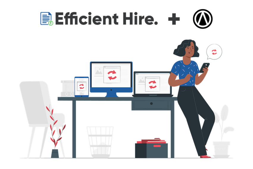 with Altametrics Enterprise Office and the Hubworks suite of applications through Any Connector.